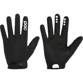 POC Resistance Enduro Gloves Adjustable uranium black/uranium black